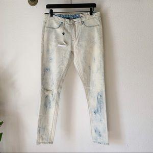 Blank NYC Acid Wash Jeans